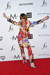 Arrivals at The Daily Front Row's 4th Annual Fashion Los Angeles Awards. 08 Apr 2018 Pictured: Lisa Rinna. Photo credit: Leon Brezer / Fashion Media / MEGA TheMegaAgency.com +1 888 505 6342