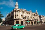 CUBA, CENTRO HAVANA Gran Theatre of Havana