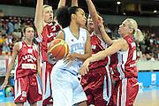 DESCRIZIONE : Riga Latvia Lettonia Eurobasket Women 2009 Semifinal 5th-8th Place Italia Lettonia Italy Latvia<br /> GIOCATORE : Marte Alexander<br /> SQUADRA : Italia Italy<br /> EVENTO : Eurobasket Women 2009 Campionati Europei Donne 2009 <br /> GARA : Italia Lettonia Italy Latvia<br /> DATA : 19/06/2009 <br /> CATEGORIA : rimbalzo difesa<br /> SPORT : Pallacanestro <br /> AUTORE : Agenzia Ciamillo-Castoria/M.Marchi<br /> Galleria : Eurobasket Women 2009 <br /> Fotonotizia : Riga Latvia Lettonia Eurobasket Women 2009 Semifinal 5th-8th Place Italia Lettonia Italy Latvia<br /> Predefinita :
