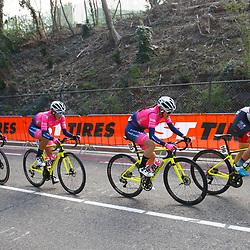 18-04-2021: Wielrennen: Amstel Gold Race women: Berg en Terblijt: Eri Yonamine