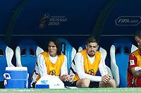 Edinson Cavani (Uruguay) injured on the bench<br /> Nizhny Novgorod 06-07-2018 Football FIFA World Cup Russia  2018 Uruguay - France / Uruguay - Francia <br /> Foto Matteo Ciambelli/Insidefoto
