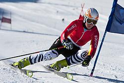 04.10.2010, Rettenbachferner, Soelden, AUT, Medientag des Deutschen Skiverband 2010, im Bild Katharina Dürr. EXPA Pictures © 2010, PhotoCredit: EXPA/ J. Groder