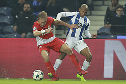 December 6, 2017 - Na - Porto, 06/12/2017 - Football Club of Porto received, this evening, AS Monaco FC in the match of the 6th Match of Group G, Champions League 2017/18, in Estádio do Dragão. Kamil Glik; Brahimi  (Credit Image: © Atlantico Press via ZUMA Wire)