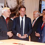 NLD/Amsterdam/20150416 - Opening AutoRai 2015, Premier Mark Rutte