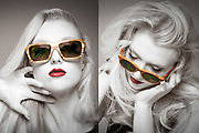 Badspade Sunglasses Marketing Collateral, For Badspade