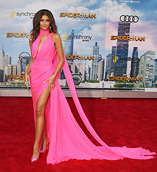 Spider-Man: Homecoming Premiere at The TCL Chinese Theatre in Hollywood, California. 28 Jun 2017 Pictured: Zendaya. Photo credit: River / MEGA TheMegaAgency.com +1 888 505 6342