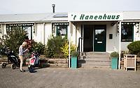 TEXEL - De Cocksdorp.  - Clubhuis 't Hanenhuus. Golfbaan De Texelse. COPYRIGHT KOEN SUYK