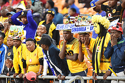 Gauteng, Johannesburg -Kaizer Chiefs supporters at the FNB stadium for their ABSA premiership game against Bidvest Wits.<br />Picture: Itumeleng English/African News Agency (ANA)