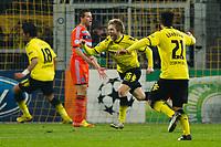 20111206: DORTMUND, DEUTSHLAND - UEFA Champions league - Group F: FC Borussia Dortmund vs Olympique Marseille .<br /> In photo: Bild Kuba (Dortmund).<br /> PHOTO: CITYFILES