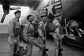 1964 - Irish U.N. advance party leave for Cyprus