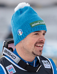 29.12.2017, Stelvio, Bormio, ITA, FIS Weltcup, Ski Alpin, alpine Kombination, Slalom, Herren, im Bild Peter Fill (ITA, 2. Platz) // second placed Peter Fill of Italy during the Slalom competition for the men's Alpine combination of FIS Ski Alpine World Cup at the Stelvio course, Bormio, Italy on 2017/12/29. EXPA Pictures © 2017, PhotoCredit: EXPA/ Johann Groder