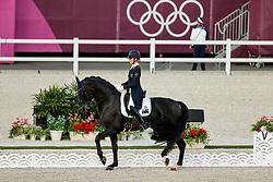 Pearce Simone, AUS, Destano, 103<br /> Olympic Games Tokyo 2021<br /> © Hippo Foto - Stefan Lafrentz<br /> 25/07/2021
