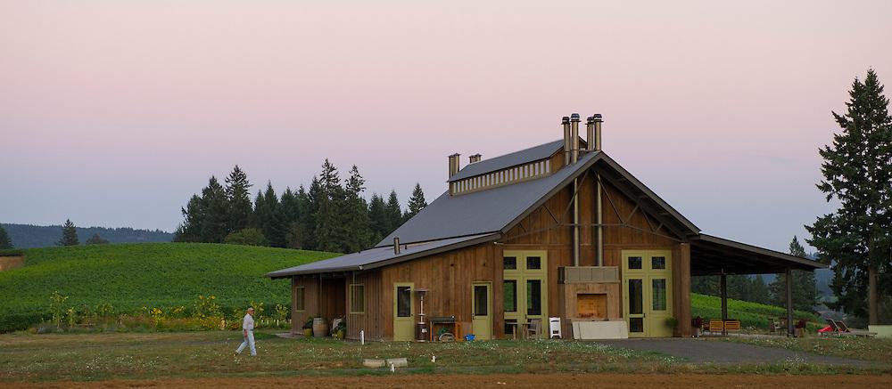 Soter Vineyards, Yamhill-Carlton AVA, Willamette Valley, Oregon