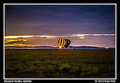 Maasai Mara Hot Air Balloon Gallery