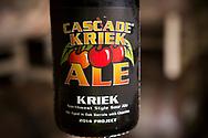 Körsbärsölen Kriek av årgång 2014 utnämndes till årets bästa suröl förra året av The New York Times.  Cascade Brewing i Portland, Oregon. <br /> Foto: Christina Sjögren