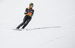 Ryoyu Kobayashi (JPN) reacts during the Qualification Round of the Ski Flying Hill Individual Competition at Day 1 of FIS Ski Jumping World Cup Final 2019, on March 21, 2019 in Planica, Slovenia. Photo by Vid Ponikvar / Sportida