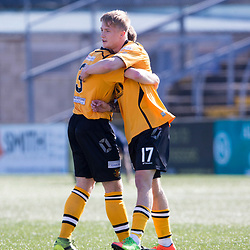 Forfar Athletic v Annan Athletic, Scottish Football League Division Two