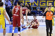 DESCRIZIONE : Porto San Giorgio Lega serie A 2013/14  Sutor Montegranaro Varese<br /> GIOCATORE : Achille Polonara<br /> CATEGORIA : fair play<br /> SQUADRA : Pallacanestro Varese<br /> EVENTO : Campionato Lega Serie A 2013-2014<br /> GARA : Sutor Montegranaro Pallacanestro Varese<br /> DATA : 23/11/2013<br /> SPORT : Pallacanestro<br /> AUTORE : Agenzia Ciamillo-Castoria/M.Greco<br /> Galleria : Lega Seria A 2013-2014<br /> Fotonotizia : Porto San Giorgio  Lega serie A 2013/14 Sutor Montegranaro Varese<br /> Predefinita :