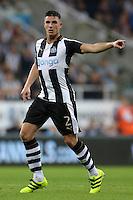 Newcastle United's Ciaran Clark