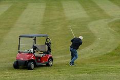 Golf Returns, Thundridge, 13 May 2020