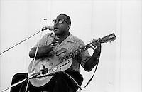 Booker White, Newport Folk Festival 1965
