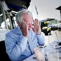 Nederland,Amsterdam ,14 mei 2008..Paul Witteveen s als advocaat werkzaam bij Van Doorne in Amsterdam