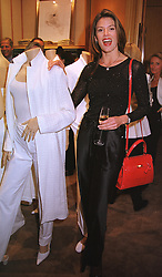Model CHRISTINA ESTRADA at a party in London on 5th May 1999.MRR 16