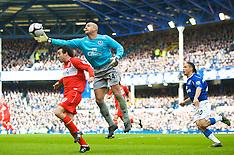 090308 Everton v Middlesbrough