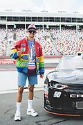 September 28-30, 2018. Charlotte Motorspeedway, Xfinity Series, Drive for the Cure 200: Jordan Taylor / Rodney Sandstorm
