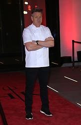January 26, 2018 - Las Vegas, NV, U.S. - 26 January 2018 - Las Vegas, Nevada - Gordon Ramsay. Gordon Ramsay Hell's Kitchen Grand Opening at Caesars Palace. Photo Credit: MJT/AdMedia (Credit Image: © Mjt/AdMedia via ZUMA Wire)