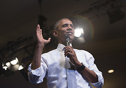 Unter Brüdern: Präsident Barack Obama beim YALI Town Hall Meeting in Washington<br /> <br /> / 030816<br /> <br /> *** Barack Obama participates in a Young African Leaders Initiative (YALI) Town Hall Meting at the Omni Shoreham Hotel in Washington, DC.; August 3rd, 2016 ***