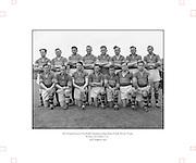 Neg No: 285/4014-4020...23081953AISFCSF.23.08.1953..All Ireland Senior Football Championship - Semi-Final...Kerry.3-6.Louth.0-10....Kerry. ...J. Foley, J. Murphy (Captain), E. Roche, D. Murphy, C. Kennelly, J. Cronin, J. M. Palmer, Seá.Sub: G. O'Sullivan for Hannifin.J. Murphy (Captain). ........