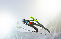 Peter Prevc (SLO) // Peter Prevc of Slovenia flying through the air during Trial Round at Day 1 of FIS Ski World Flying Championship Planica 2020, on December 10, 2020 in Planica, Kranjska Gora, Slovenia. Photo by Vid Ponikvar / Sportida