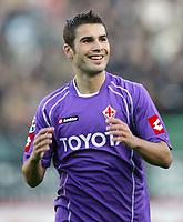 "Adrian Mutu (Fiorentina)<br /> Italian ""Serie A"" 2006-07 <br /> 26 Nov 2006 (Match Day 13)<br /> Siena-Fiorentina (1-1)<br /> ""Artemio Franchi"" Stadium-Siena-Italy<br /> Photographer Luca Pagliaricci INSIDE<br /> (www.insidefoto.com)"