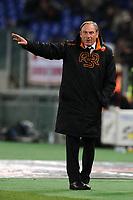Zdnek Zeman, allenatore della Roma.22/12/2012 Roma.Stadio Olimpico.Football Calcio 2012 / 2013 .Campionato di Calcio Serie A.Roma vs Milan.Foto Insidefoto / Antonietta Baldassarre.