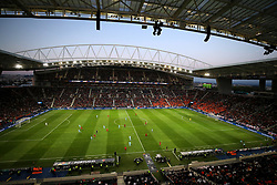 General view of the ground during the Nations League Final at Estadio do Dragao, Porto.
