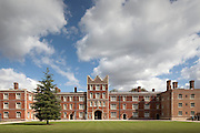 jesus college, cambridge, england, education, residential, architecture, building