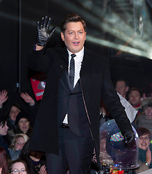 Host Brian Dowling launches Celebrity Big Brother 2012 in London , Thursday 5th January 2012. Photo by: i-Images
