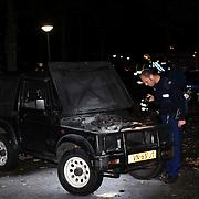 NLD/Huizen/20081014 - Autobrand Walstro Huizen,