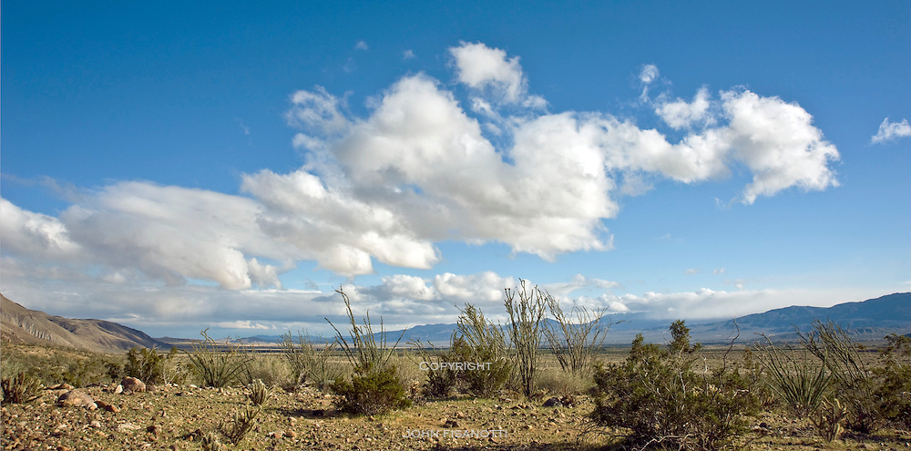 Another fine day in Anza Borrego Desert State Park