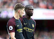 Manchester City's Yaya Toure looks on during the Premier League match at the Emirates Stadium, London. Picture date: April 2nd, 2017. Pic credit should read: David Klein/Sportimage