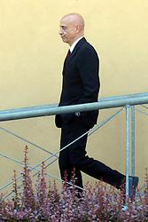 MINISTRO MARCO MINNITI ESCE DAL MUNICIPIO DI MOLINELLA<br /> VISITA MINISTRO MARCO MINNITI A MOLINELLA<br /> RICERCHE IGOR VACLAVIC DOPO OMICIDIO VERRI