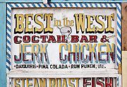 Best in the West jerk chicken restaurant, Negril, Jamaica