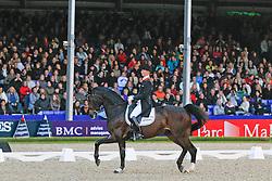 Schellekens Bartels Imke (NED) - Hunter Douglas Sunsrise<br /> CHIO Rotterdam 2010<br /> © Hippo Foto - Leanjo de Koster