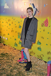 MISTY MILLER at a party to celebrate the global launch of the Iconic Brazilian lifestyle brand Havaianas Wellies range held at Selfridges, Oxford Street, London on 14th April 2011.
