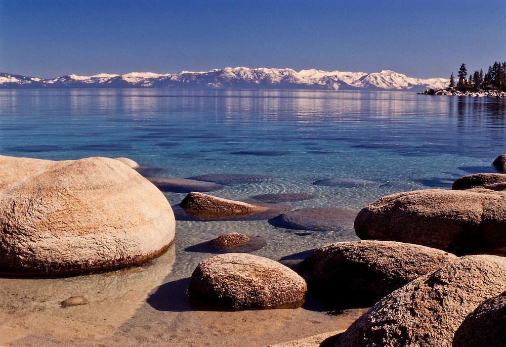 Reflections of Lake Tahoe Lake Tahoe