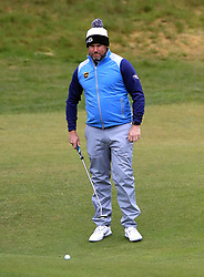 England's Lee Westwood during day one of the Betfred British Masters at Hillside Golf Club, Southport.