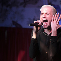 Neon Trees performing live during their first ever UK headline show at The Deaf Institute, Manchester, 2013-02-04