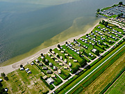 Nederland, Flevoland, Biddinghuizen, 21–06-2020; EuroParcs Resort Zuiderzee gelegen aan het Veluwemeer.<br /> EuroParcs Resort Zuiderzee located on the Veluwemeer.<br /> luchtfoto (toeslag op standaard tarieven);<br /> aerial photo (additional fee required)<br /> copyright © 2020 foto/photo Siebe Swart