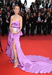 Petra Nemcova attending A Hidden Life Premiere, during the 72nd Cannes Film Festival. Photo credit should read: Doug Peters/EMPICS